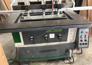 Ironwood DBR50 Line Boring Machine