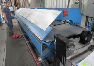 Jorns NORMA-LINE-150SW-RH-SO-CNC700-6.4-SHS folding machine