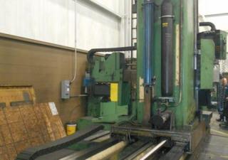 Juaristi CM-130 CNC Floor Type Horizontal Boring Mill
