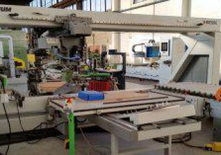Biesse-Millennium-Edge Bander For Shaped Panels