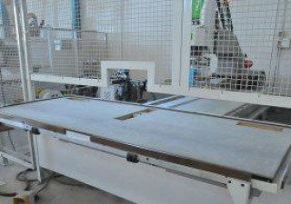Biesse-Millenium 3-Edge Bander For Shaped Panels
