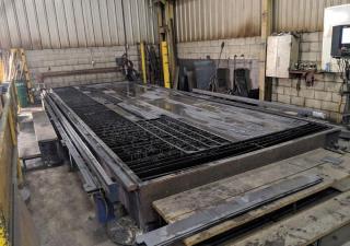 Machitech GC200 CNC Plasma Table