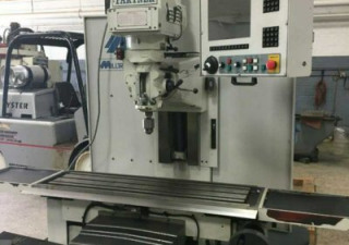 Used CNC Milling Machine   Milltronics MB18 3-Axis CNC Vertical Bed Mill