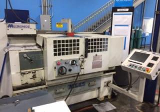 "Milltronics  ML15 15"" CNC 2-Axis Flat Bed Lathe"