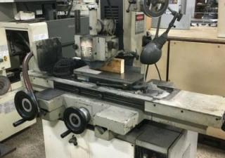 Used Hydraulic Surface Grinder | Okamoto Model ACC-6.18DX1