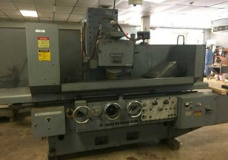 "Used Hydraulic Surface Grinder | Okamoto No. PSG-125B 20"" x 48"""