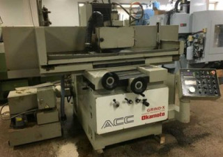 "Used Hydraulic Surface Grinder | Okamoto Model ACC-16.24DX 16"" x 24"""