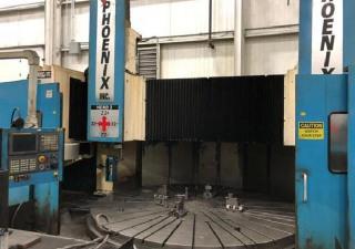 Phoenix VTC 144/160 CNC Vertical Boring Mill