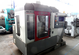 TRAUB Heckert CSK 300 Vertical CNC Machining Center