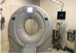"TOSHIBA ""AQUILION PRIME"" 160 SLICE CT SCANNER"