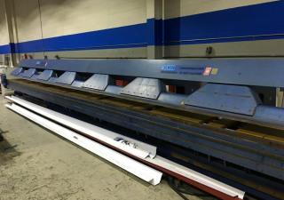 Thalmann ZR 200 - 10M CNC Folding Machine