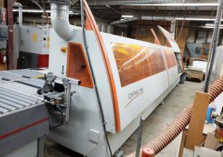 Holz-Her Single-Sided Edgebander, Model: Contriga 1368 CNC Controlled