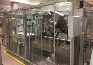 Uhlmann UPS5 ET Blister Machine for Alu/Alu