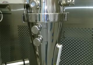 GEA Aeromatic-Fielder MP1 Laboratory Fluid Bed Granulator in EX-execution