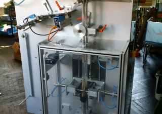 Siebler-Pack (AS Verpackungsmaschinen) Stick Pack form fill and seal machine, suitable for sugar and similar granular products