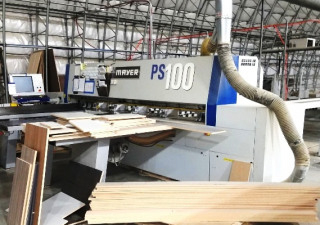 Mayer Front Load Panel Saw PS 100