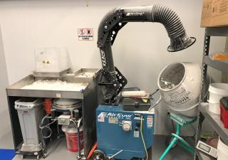 SLS sPro 60 Center 3D Printer (2014)
