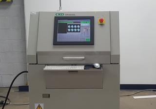 Omron Solder Paste Inspection System