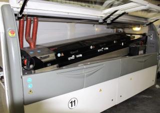 Vitronics Soltec Delta 3 Wave Soldering Machine