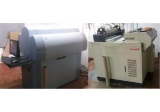 "Zbe Chromira 30"" Printer / Colex 30"" Processor"