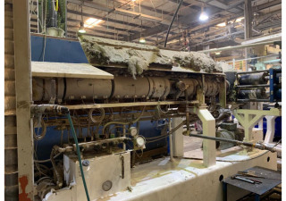 Welex V-PET sheet extrusion line