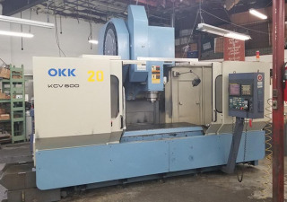 OKK KCV-600