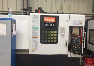 Mazak VCN510C vertical machining center