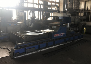 MGM Herbert Omnicut 2600 Plasma and Oxyfuel cutting equipment