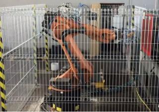 Kuka Industrial Robot Type Kr 60-3
