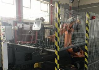 Kuka Industrial Robot Type Kr 60L30-3