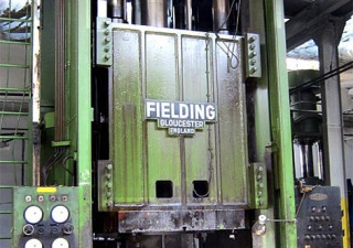 Hydraulic Press Fielding 1030, 1000 T