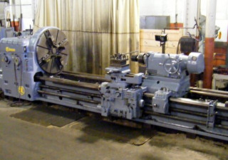 Skoda Engine Lathe