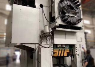 Forging Press Lmz 2500