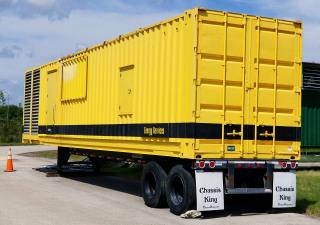 2012 Mitsubishi 1600kW Mobile Power Generator Set