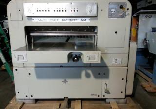 1974 Polar 90 CE Paper Cutter