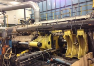 4000 Ton Soutwark Extrusion Press