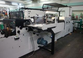 Tecnograf CT 60 casing-in machine