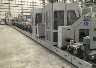 Ferag Rollstream / CMC Polywrapping Line