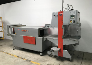 Affeldt SA 05-25 foil wrapping machine