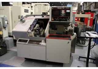 Citizen Cincom F12 Automatic Swiss Type Screw Machine