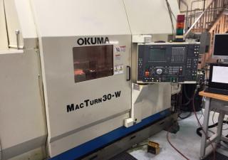 Okuma Macturn 30-W