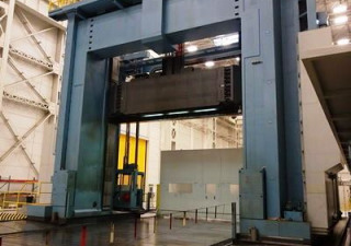 Waldrich Powertec 8000 Ag-S2 5 AXIS GANTRY MILL
