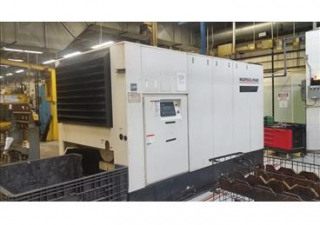 Ingersoll Rand Ssr-Ep250 250 Hp Oil-Cooled Rotary Screw Air Compressor