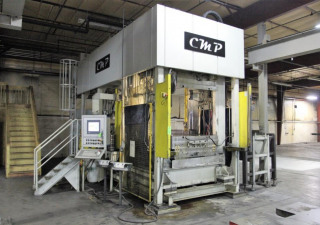 Schuler Group SCH-1600-15X15 TUBE FORMING PRESS