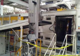 Battenfeld Ba20000/12000Hm Injection moulding machine