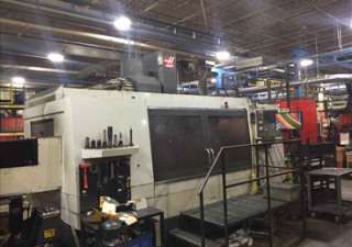 Haas Vf-9 Cnc Vertical Machining Center, CE Marked