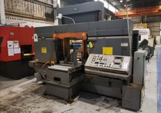 Hem H160-A-Dc-C Horizontal Band Saw
