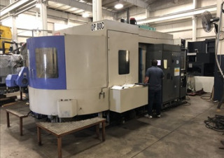 Toyoda Fa630 Cnc Horizontal Machining Center, Rebuilt In 2018