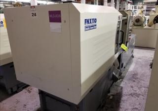 Nissei Fnx110-12A Servo Electric Injection Molder
