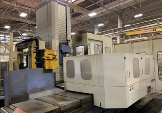 Mitsubishi Mht 1618 Cnc Table Type Horizontal Boring Mill